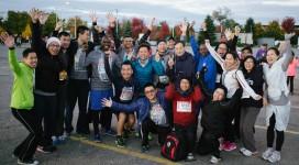 ACAS Scotia Run 2014 Group Pic
