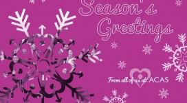 ACAS Seasons Greetings 2014