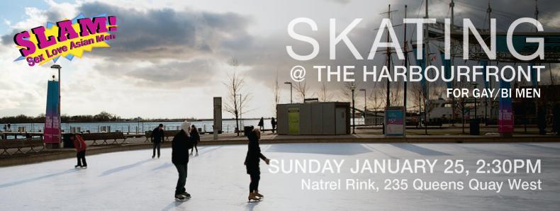 Skating Event for Gay/Bi Men