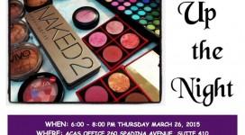 ACAS Women's Social Make-Up Night
