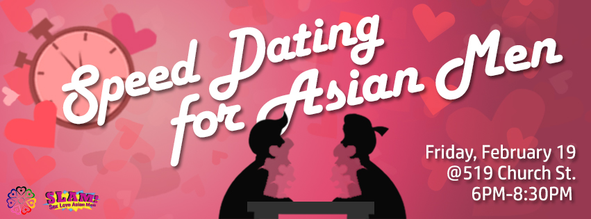 asian speed dating in toronto Mingle with several, mesh with many this inspirational toronto speed dating event is geared towards young professionals with an indian.