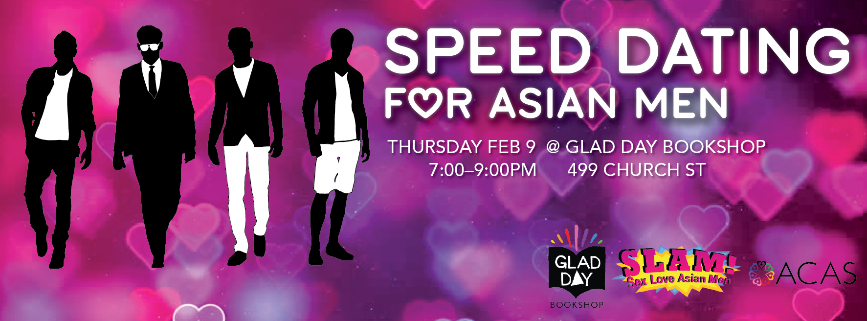 Asian speed dating philadelphia