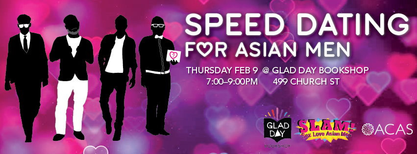 Asian Speed Dating